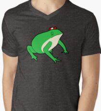 Slippy Toad Men's V-Neck T-Shirt