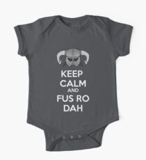 Keep Fus Ro Dah Kids Clothes
