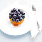 Blueberry Cake by Mats Silvan