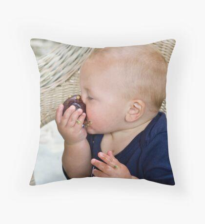 Passion... fruit! Throw Pillow