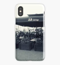 Simit sarayı iPhone Case/Skin