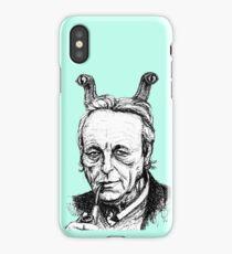 Alien Althusser iPhone Case