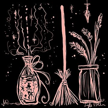 Witchcraft Supplies by lyle23