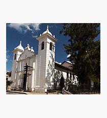 Iglesia De Santa Lucia - 2 ©  Photographic Print