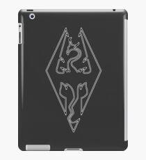 Skyrim Logo - Elder Scrolls V: Skyrim  iPad Case/Skin