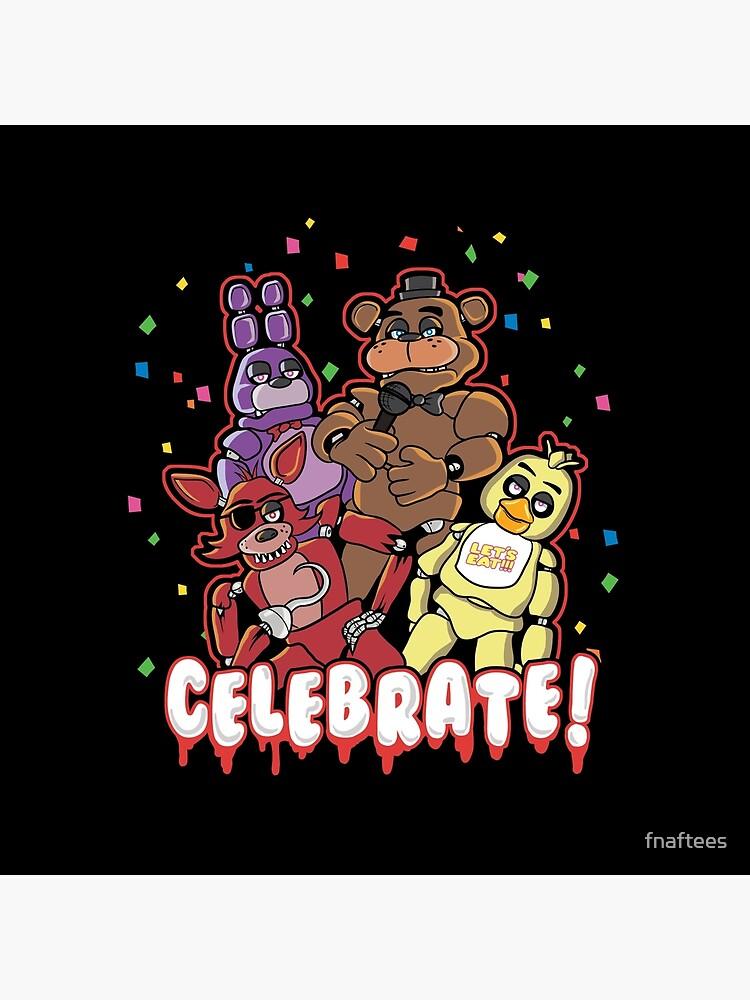 Fünf Nächte bei Freddy feiern! von fnaftees