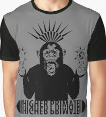 Higher Primate Graphic T-Shirt