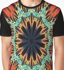 Religious Glass Graphic T-Shirt