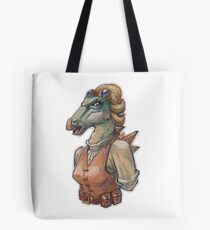 Polacanthus engineer Tote Bag