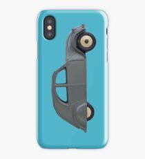 Citroen 2CV Toy Car iPhone Case