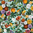 Summer Fruit Garden by Burcu Korkmazyurek