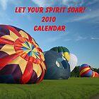 Let your spirit soar!  XLTA event 2010 calendar! by Linda Jackson