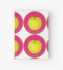 An apple a day keeps the Doctor away Carnet cartonné