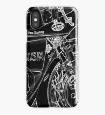 Motorcycle 1 iPhone Case