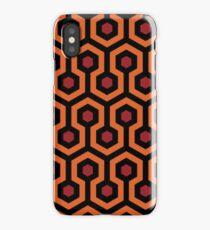 Carpet Pattern - Shining iPhone Case