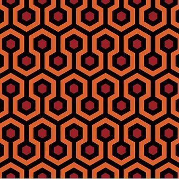 Carpet Pattern - Shining by Chanash