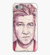 David Lynch - Dune - Twin Peaks - The Elephant Man - Blue Velvet iPhone Case/Skin