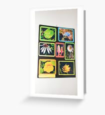 Self promotion  Greeting Card