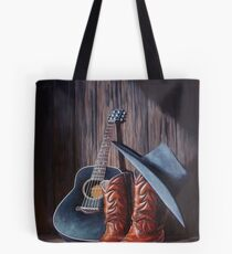 """Boots"" Tote Bag"