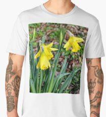 Daffodils, Men's Premium T-Shirt