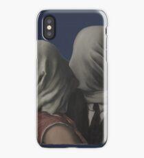René Magritte – The Lovers (Paris 1928) iPhone Case