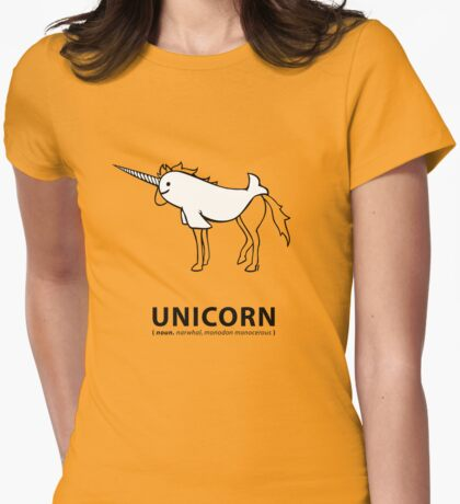 the truth about unicorns. T-Shirt