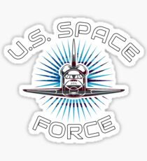 U.S. Space Force The FOURTH is Coming Sticker
