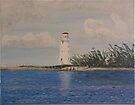 Nassau Lighthouse by Bob Hardy