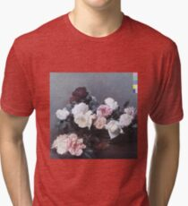 NEW ORDER PCL Power Corruption and Lies Tri-blend T-Shirt