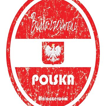 Football - Poland (Distressed) by madeofthoughts