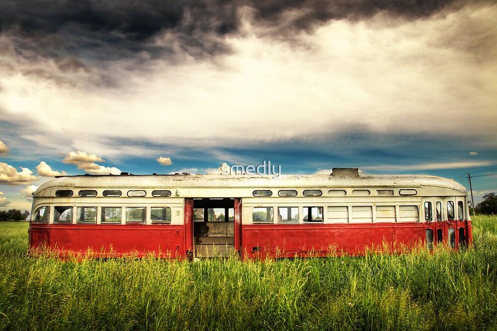 Old Streetcar by Jason Allies