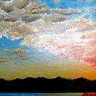 """""""northwest sunset"""" by joshua bloch"""