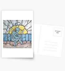 Grounded Postcards