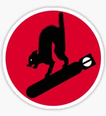 413th Bomb Squadron Emblem Sticker
