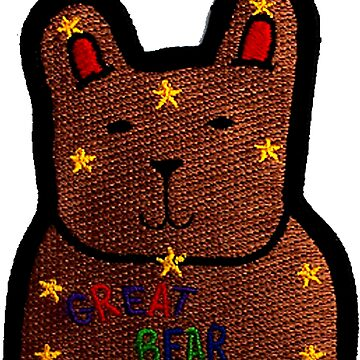 "NROL-10 Program ""Great Bear"" Crest by Spacestuffplus"