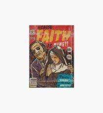 Faith - Ghost Comic Series Art Board