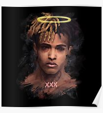 xxxtentation rapper rip Poster