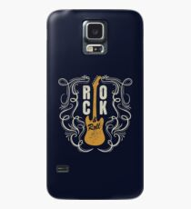 Rock And Roll Case/Skin for Samsung Galaxy