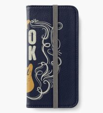 Rock And Roll iPhone Wallet/Case/Skin