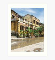 The Old Town, Hoi An Art Print