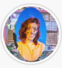 king princess  Sticker