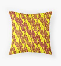 Simple Abstract Throw Pillow