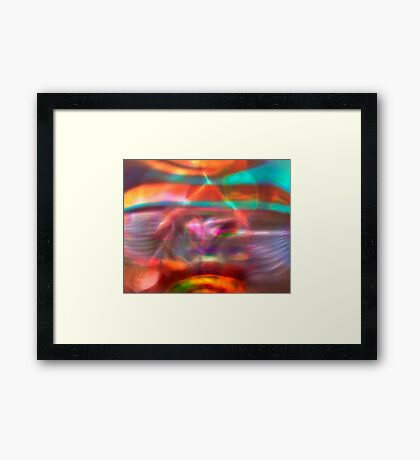 The Perfect Note...by Fairchild and Telefunken Framed Print