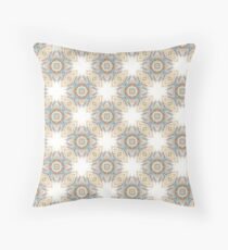 colorful abstract explosion chromatic seamless repeat pattern Floor Pillow