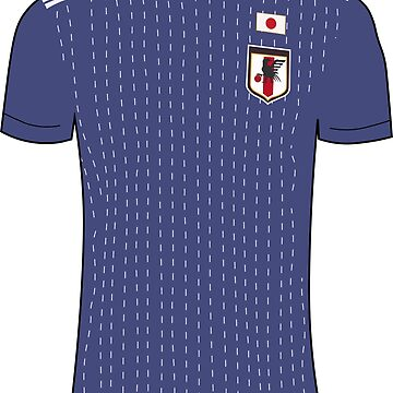 Japan Shirt by DanDobsonDesign