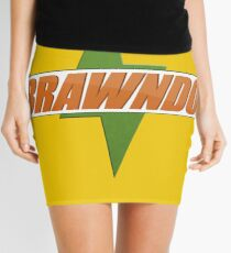 BRAWNDO Logo Mini Skirt