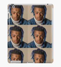 XXXtentacion face iPad Case/Skin