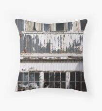 Peeling Throw Pillow