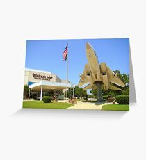 National Museum Of Naval Aviation Greeting Card