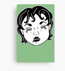 Zip: Melosa Canvas Print